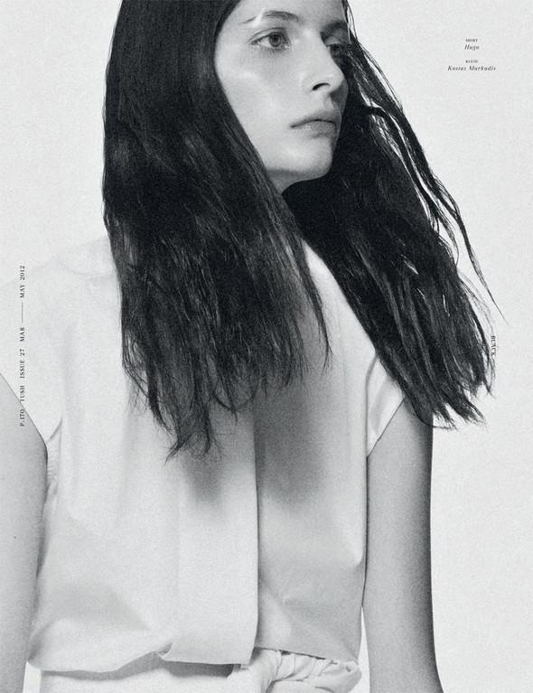 Съёмки: i-D, Tush, Vogue и другие. Изображение № 30.