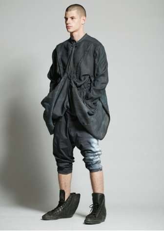 The Asher Levine 2011 Spring/Summer Line is Spine-Chilling. Изображение № 7.