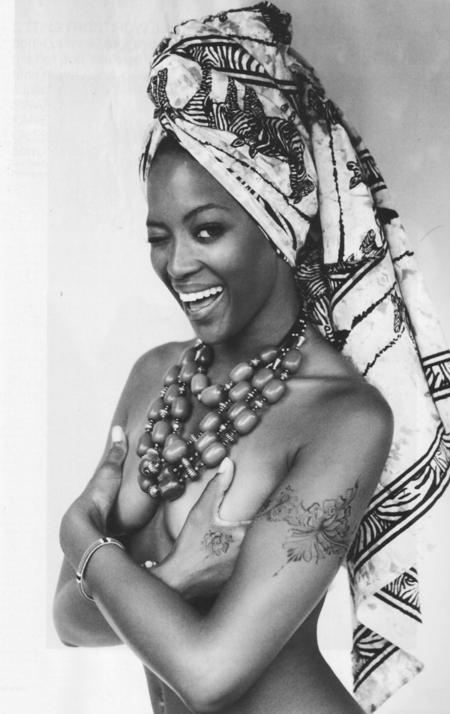 Naomi Campbell. Изображение № 3.