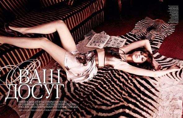 Vogue Russia, March 2012. Изображение № 6.