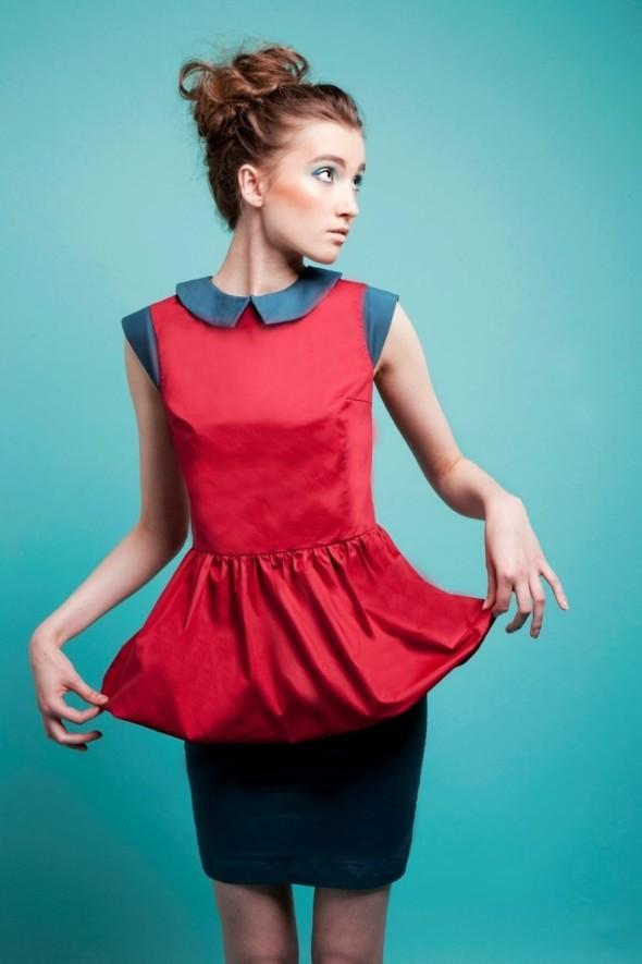 """Коллекция ANaзarova """"BLOSSOM"""" Summer 2012 для BACKSTAGE showroom. Изображение № 10."""