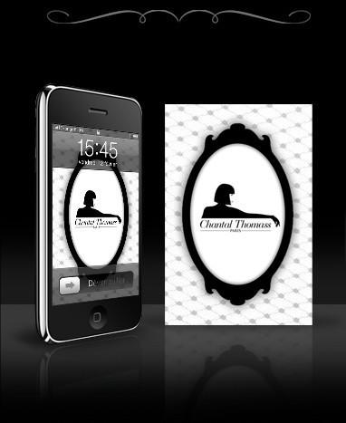 "Chantal Thomass ""одела"" iPhone. Изображение № 4."