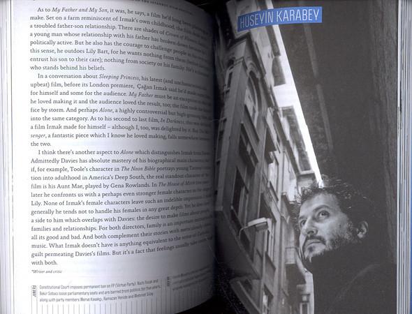 Как выглядит кинофестиваль изнутри: Канны, Стамбул и сто премьер за неделю. Изображение № 18.