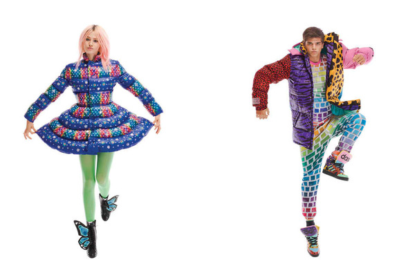 Лукбуки: adidas Originals x Jeremy Scott, Minkpink, Something Else и другие. Изображение № 15.