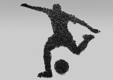 Art of Football by Nike. Изображение № 5.
