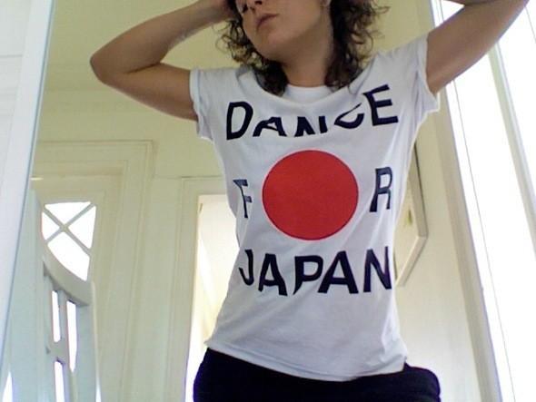 Изображение 1. DANCE FOR JAPAN.. Изображение № 12.