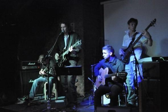 Рок-группа НебоЗемля Новая волна Русского рока. Изображение № 3.