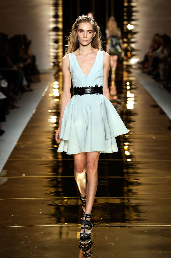 New York Fashion Week Spring 2012: День второй. Изображение № 16.