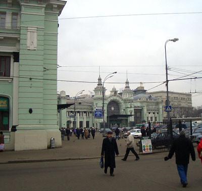 Москва свозь столетия. Изображение № 2.