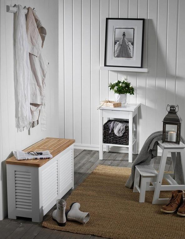 Черно-белые фотографии в интерьере. Изображение № 7.