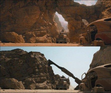Фото: как делали спецэффекты в «Безумном Максе» . Изображение № 21.