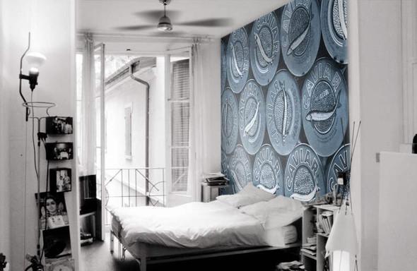 Сколько стоит нарядить стены в нарядные обои?. Изображение № 8.