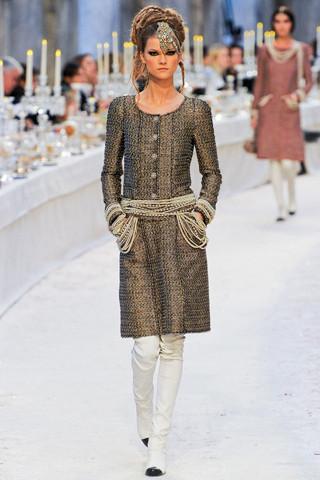 Chanel показали пре-осеннюю коллекцию. Изображение № 2.