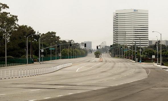 Мертвый город. Лос-Анджелес. Изображение № 12.