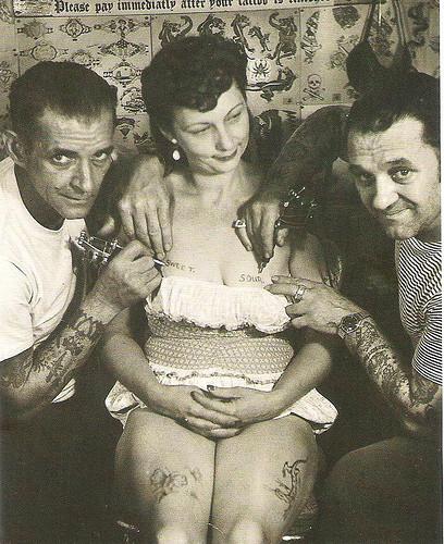 Татуировка XXвека. Изображение № 31.
