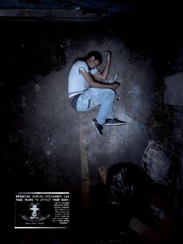 Изображение 5. Реклама против проституции.. Изображение № 4.