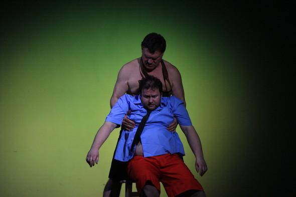 Театральное диво прошлой недели: Сны Василисы Егоровны Подеревянского. Изображение № 5.
