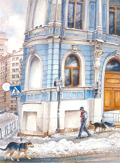 Чувство города. Изображение № 1.