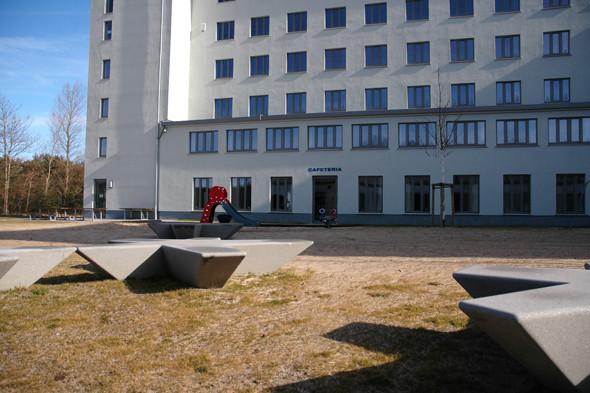 Молодежная гостиница Jugendherberge. Изображение № 37.