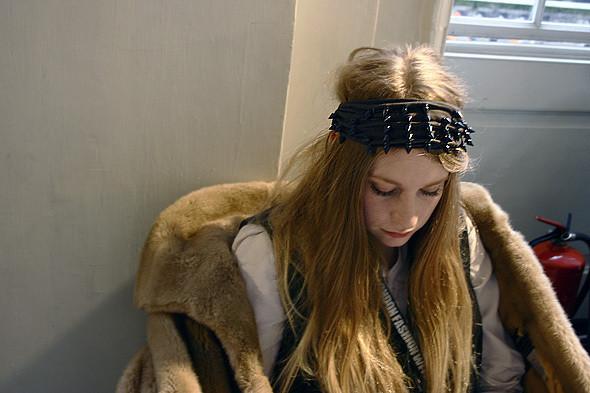 Изображение 1. Детали: London Fashion Week AW 2011.. Изображение № 1.