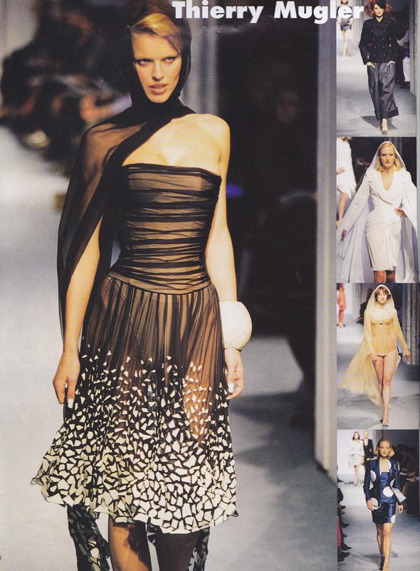 Изображение 5. Thierry Mugler 90-х. Одежда не для толпы, а для истории.. Изображение № 4.