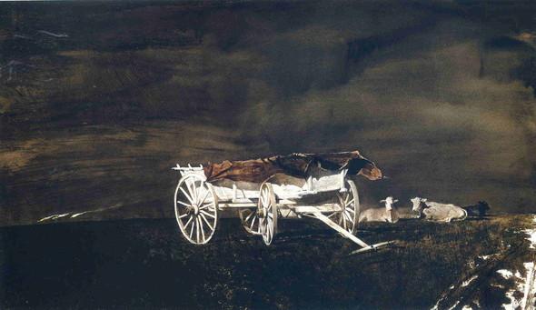 Andrew Newell Wyeth. Изображение № 26.