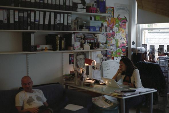 Офис продакшн компании Partizan, Лондон. Изображение № 10.