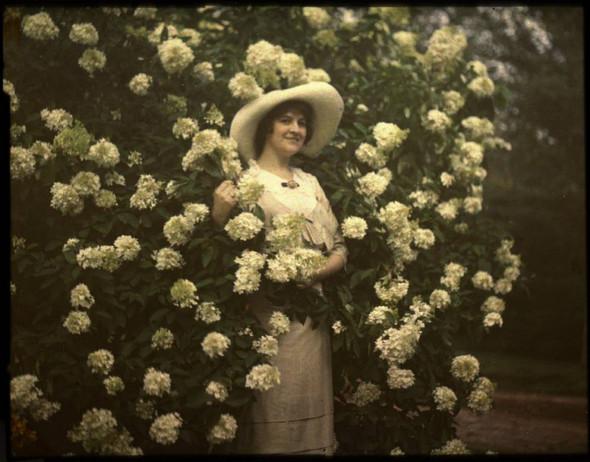 Автохром Люмьер – цветные фотографии начала XX века. Изображение № 22.