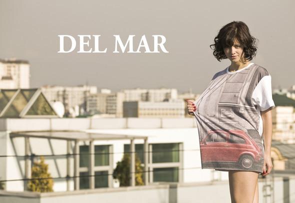 DelMar – футболки изсердца Москвы сморской душой. Изображение № 6.