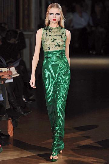 Неделя моды в Париже: Haute Couture. Изображение № 63.