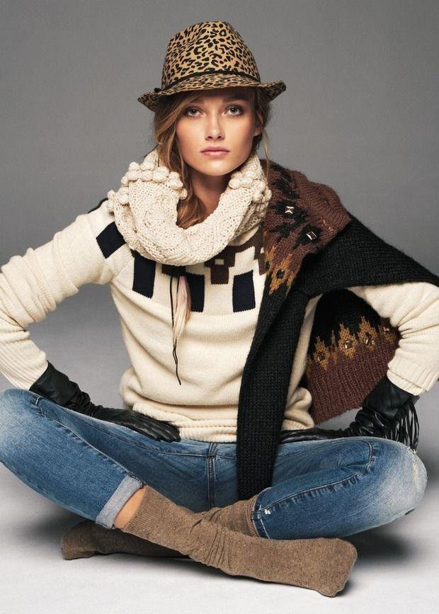 Вышли новые лукбуки Zara, Free People, Mango и других марок. Изображение № 61.