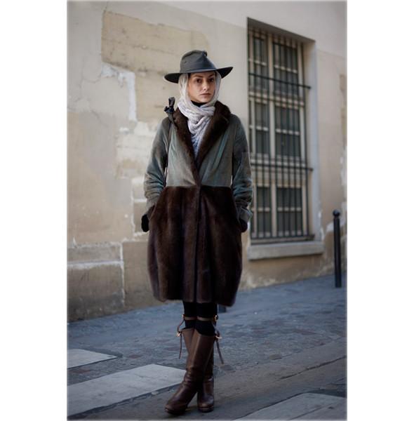 Луки с Недели моды в Париже. Изображение № 35.