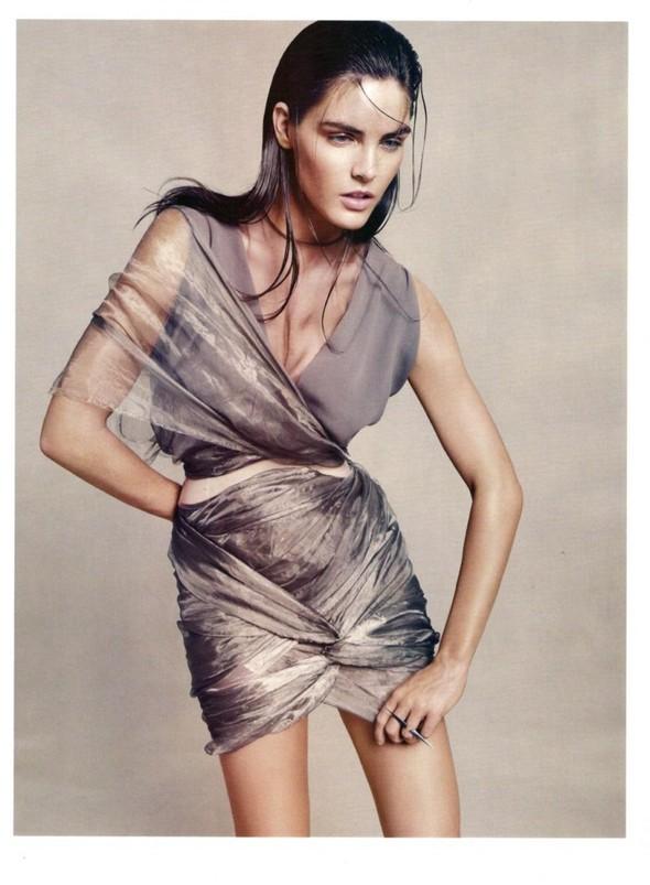 5 новых съемок: Elle, Harper's Bazaar, Numero и Vogue. Изображение № 17.