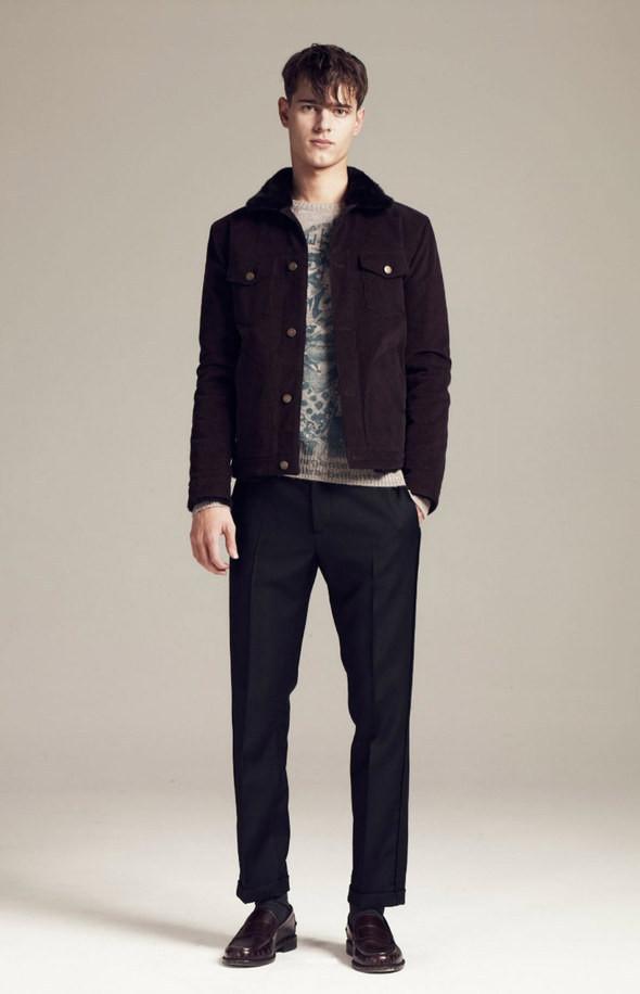 Изображение 9. Лукбук: Marc Jacobs Menswear FW 2011.. Изображение № 9.
