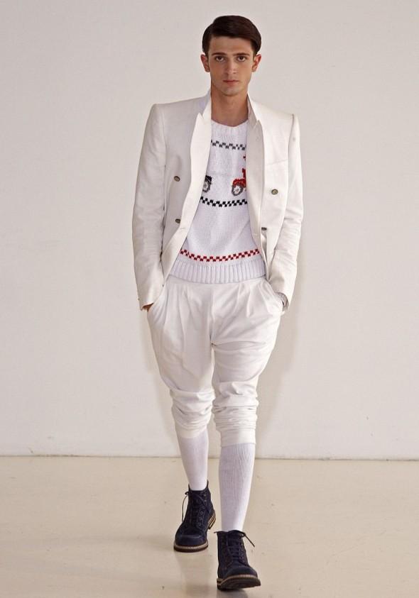 NY Fashion Week \ Spring 2011. Изображение № 73.