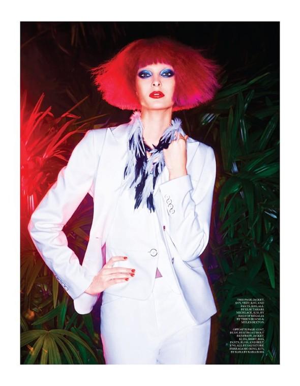 Съёмка: Наталья Богданова для Fashion. Изображение № 2.