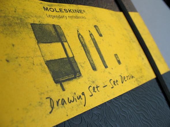 Праздник к нам приходит: подарочные наборы Moleskine. Изображение № 11.