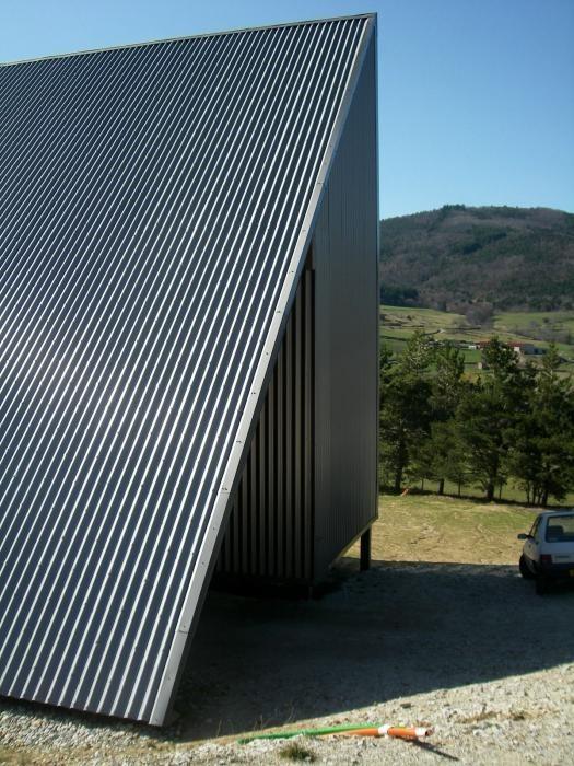 Maison triangle. Изображение № 8.