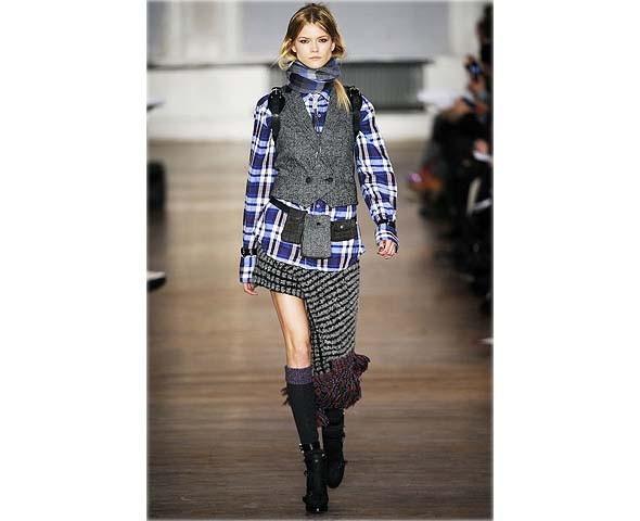 Неделя моды в Нью-Йорке: второй день. Изображение № 185.