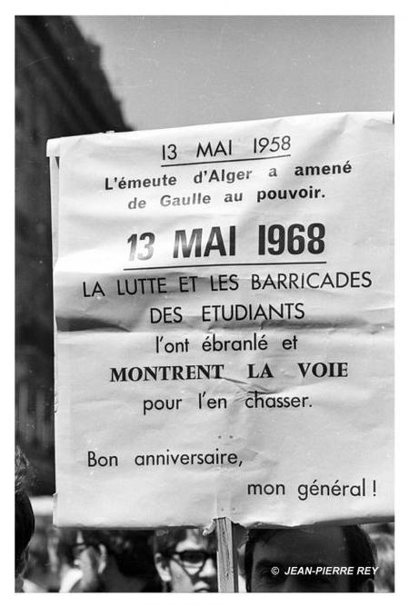 Jean-Pierre Reyвзгляд намай '68. Изображение № 27.
