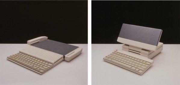 Опубликованы концепты футуристических устройств Apple из 80-х. Изображение № 1.