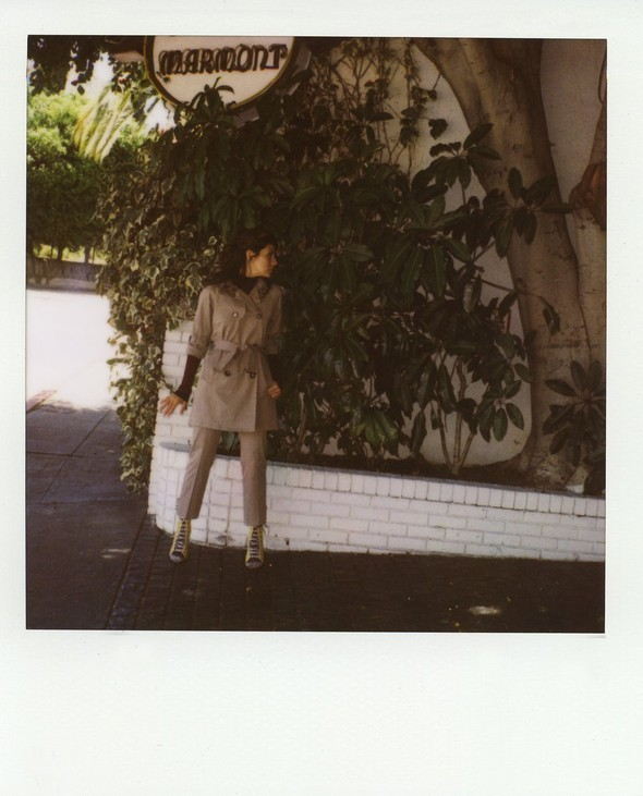 Scott Sternberg, старый поляроид иголливудские актрисы. Изображение № 5.
