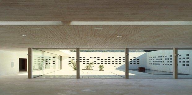 Музей и исследовательский центр Мадинат аз-Захра в Кордове. Изображение № 6.