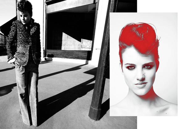 Eliza Cummings для Contributor Magazine: Я и Король. Изображение № 7.