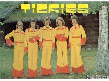 Танцуй, крошка! Шведские dance bands 70-х. Изображение № 17.