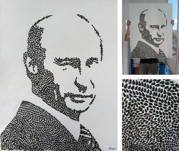 Изображение 1. Путин стал еще ближе к народу.. Изображение № 4.