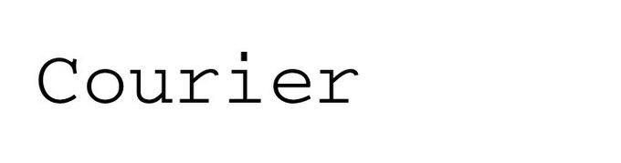 Дизайнеры назвали лучшие и худшие шрифты для резюме . Изображение № 6.