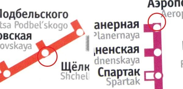 Новая схема Московского метро. Изображение № 2.