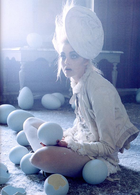 Snow White: Модные съемки к выходу «Ледникового периода». Изображение № 57.