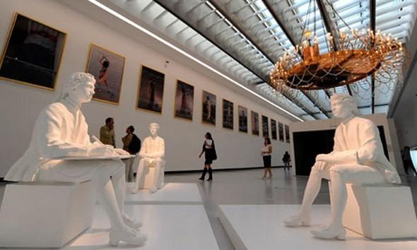 Музей искусства 21 века в Риме. Изображение № 10.